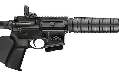 "S&W M&P15-22 22LR 16"" 10RD BLK CA"