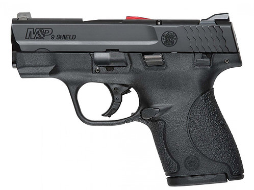 SMITH & WESSON, M&P SHIELD, SEMI-AUTOMATIC, 9MM,