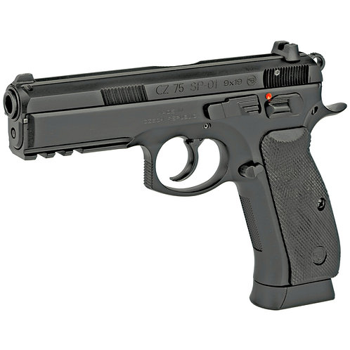 CZ 75 SP-01, 9MM FULL SIZE