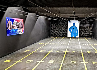 Interior of Marshall Academy & Range