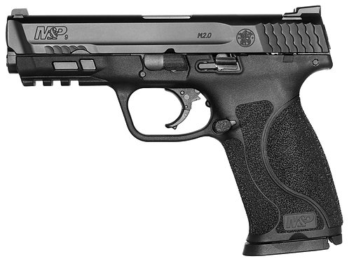 S&W M&P 2.0 9MM 4.25  17RD BLK NS