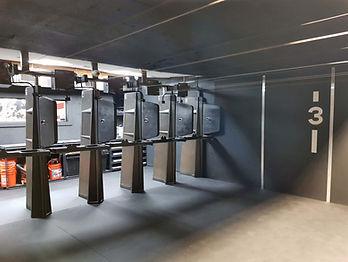 Range from Back