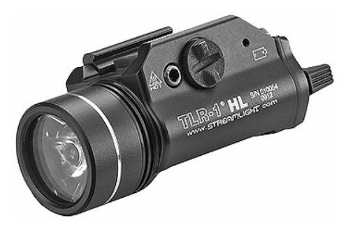 STREAMLIGHT TLR-1 HIGH LUMEN RAIL MOUNTED TACTICAL LIGHT 800 LUMENS