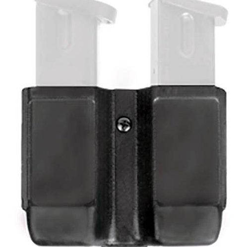 BLACKHAWK DOUBLE MAGAZINE POUCH BLK 9/40/45