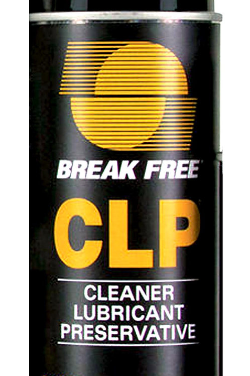 BREAKFREE CLP AEROSOL 12oz CLEANER/LUBRICANT/PRESERVATIVE