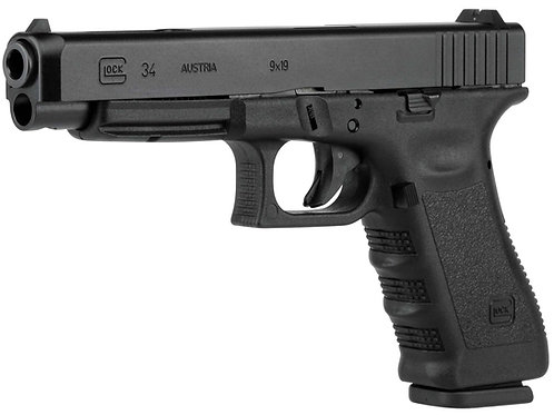 GLOCK 34 9MM PRACTICAL TACT 10RD