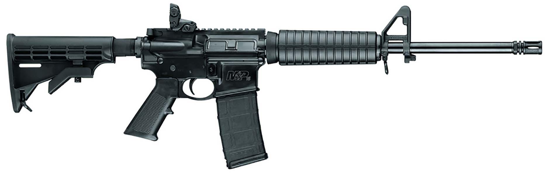 S&W M&P15 SPT 556