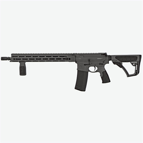 "DANIEL DEFENSE, DDM4V7, 223 REM/556NATO, 16"" TORNADO GREY FINISH 10RD"