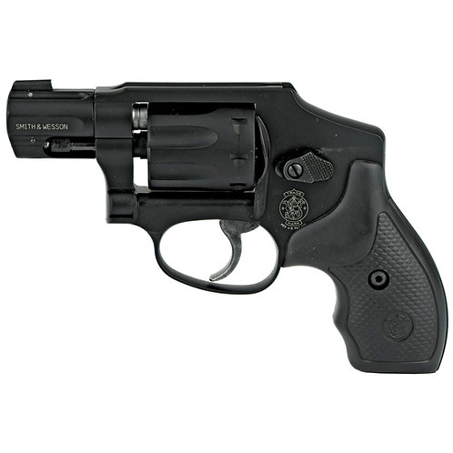 SMITH & WESSON 43C 22LR BLACK CENTENNIAL