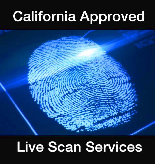 fingerprints scanning