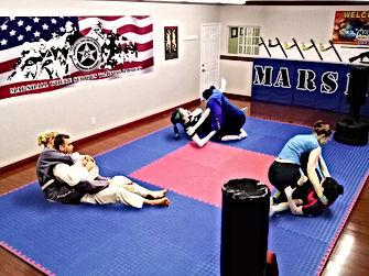 Marshall Academy Gym