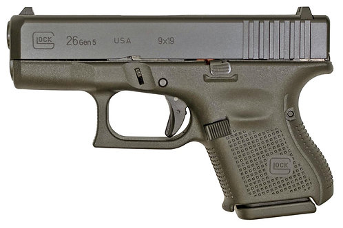 GLOCK 26 9MM GEN5 SUBCOMP 10RD