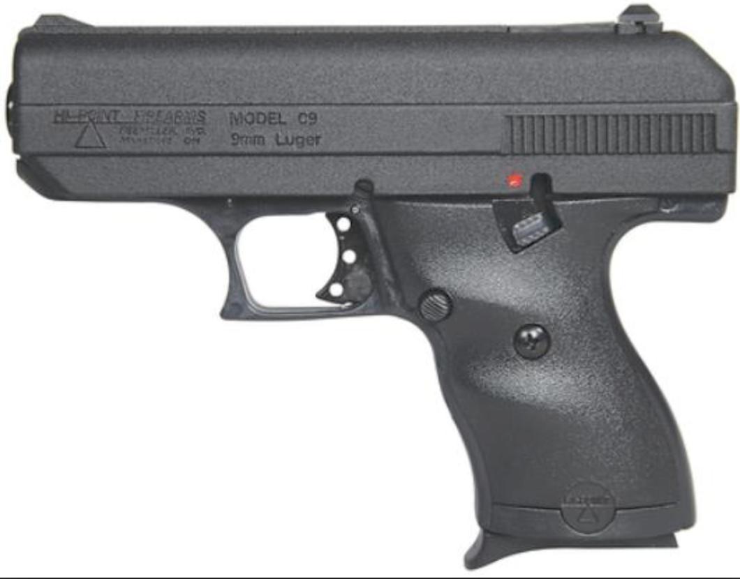 HI-PT C9 9MM CMP 3