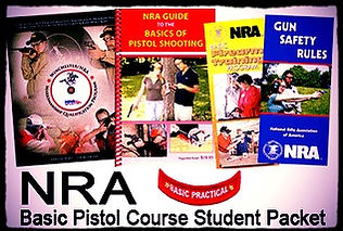 NRA course packet