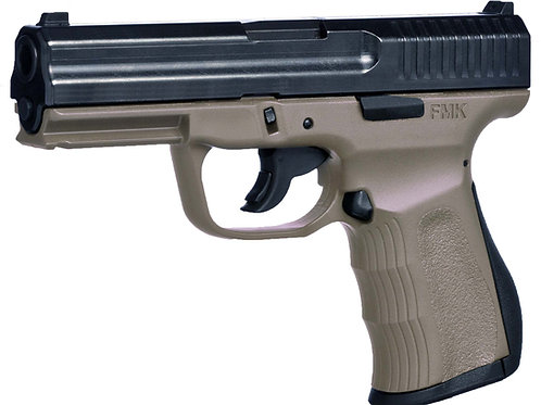 FMK 9C1 GEN 2, DAO, COMPACT PISTOL 9MM 10RD FLAT DARK EARTH FINISH