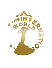 Logo - Ms International World Logo   5.j