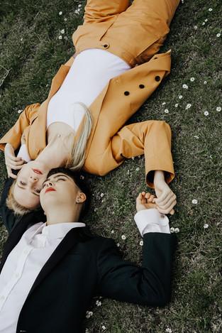 Photo by Mangored Studios with Model Ashley Crawford, Auckland CBD New Zealand; Milkstache