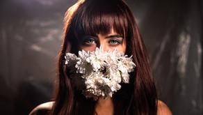 Flower girl - better keep your pretty mouth shut