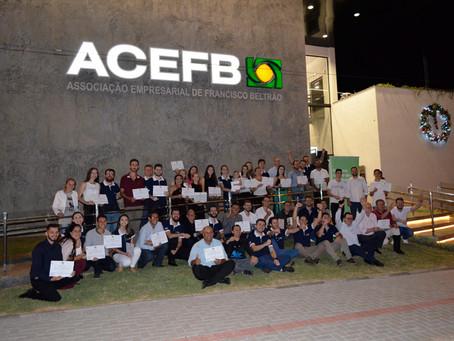 Brasil Mais Empreendedor forma turma em Beltrão