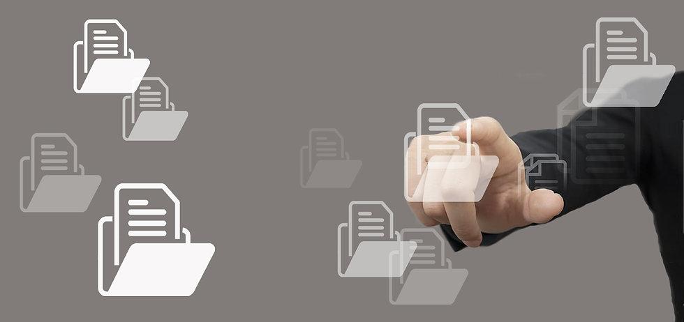 Dématérialisation de vos documents. Mailing Express vous accompagne dans vos projets de numérisation de documents