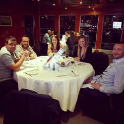 Apps World VIP Dinner