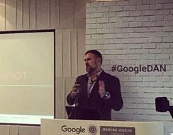 Simon Montford GoogleDAN