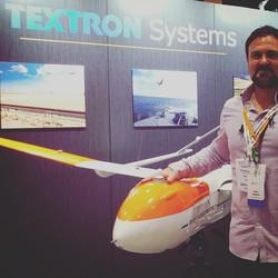 Simon Montford UAV Show
