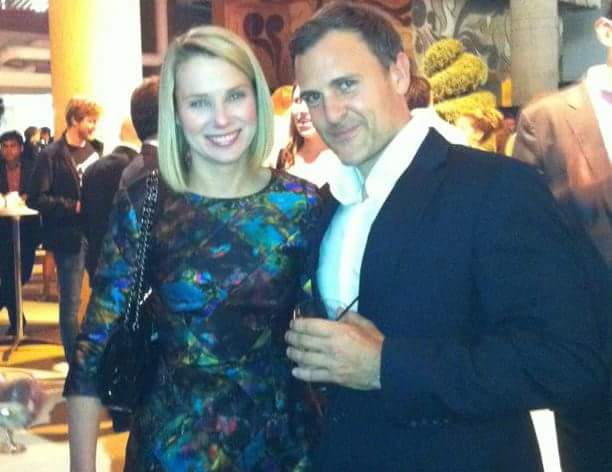 Marissa Mayer (CEO of Yahoo!)