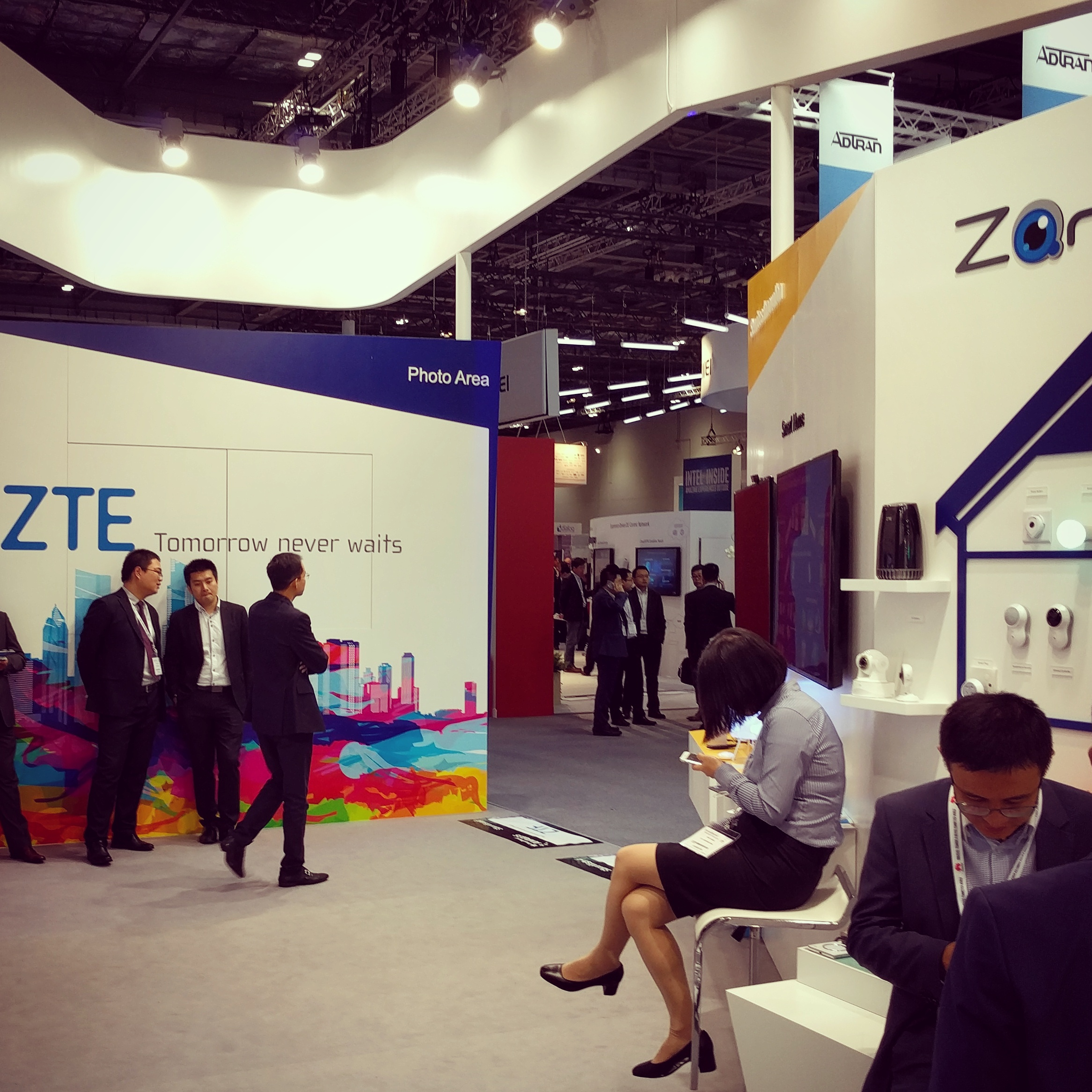 ZTE BB World Forum