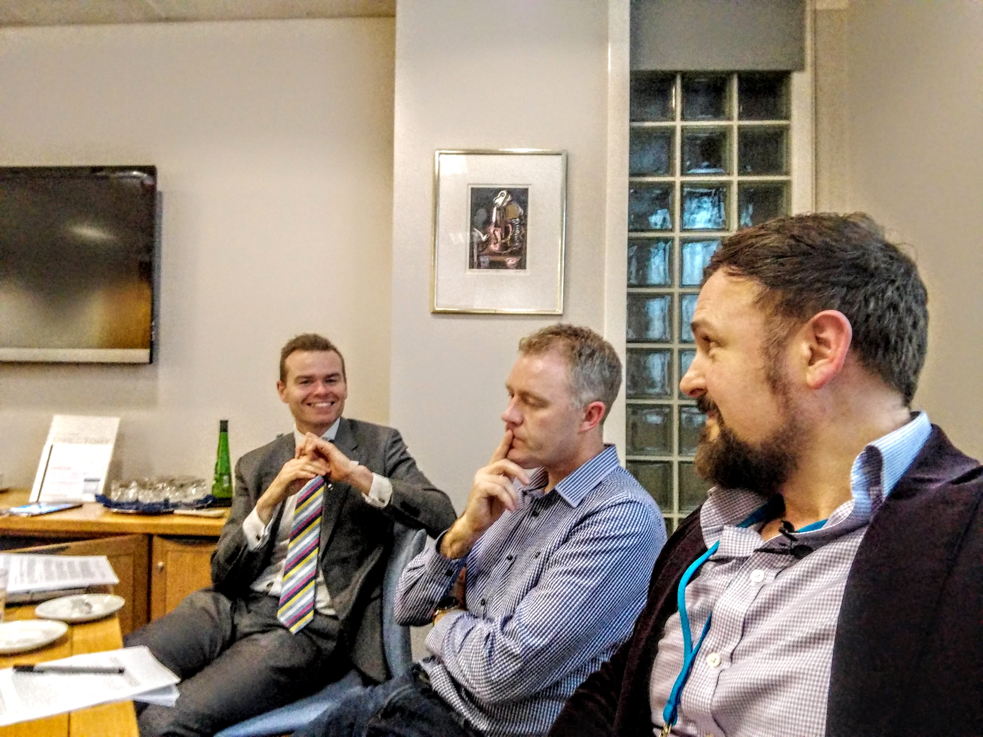 IoT Scotland Meetup Nov 2016
