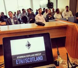 ETH//EDI (Ethereum Edinburgh) #1