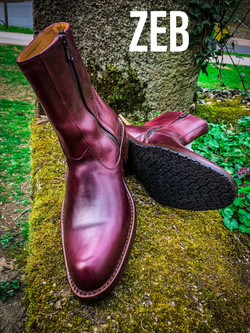 Leather-Boots-Zip-Horsehide-Burgundy-Gal6