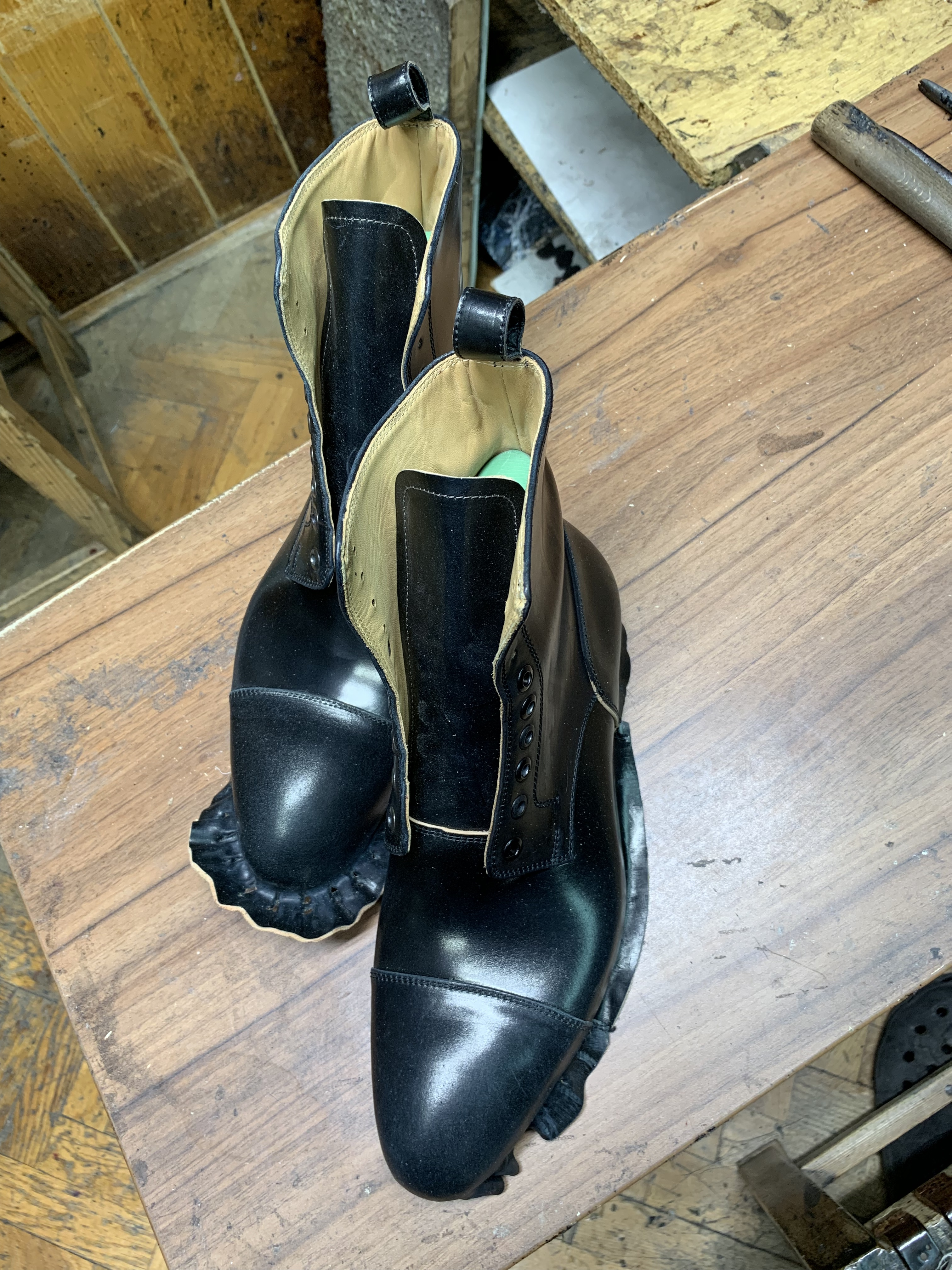 Leather-Boots-London-Shell-BLK-Gal8