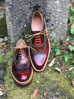 Leather-Shoes-Oxford-Red-Gal3