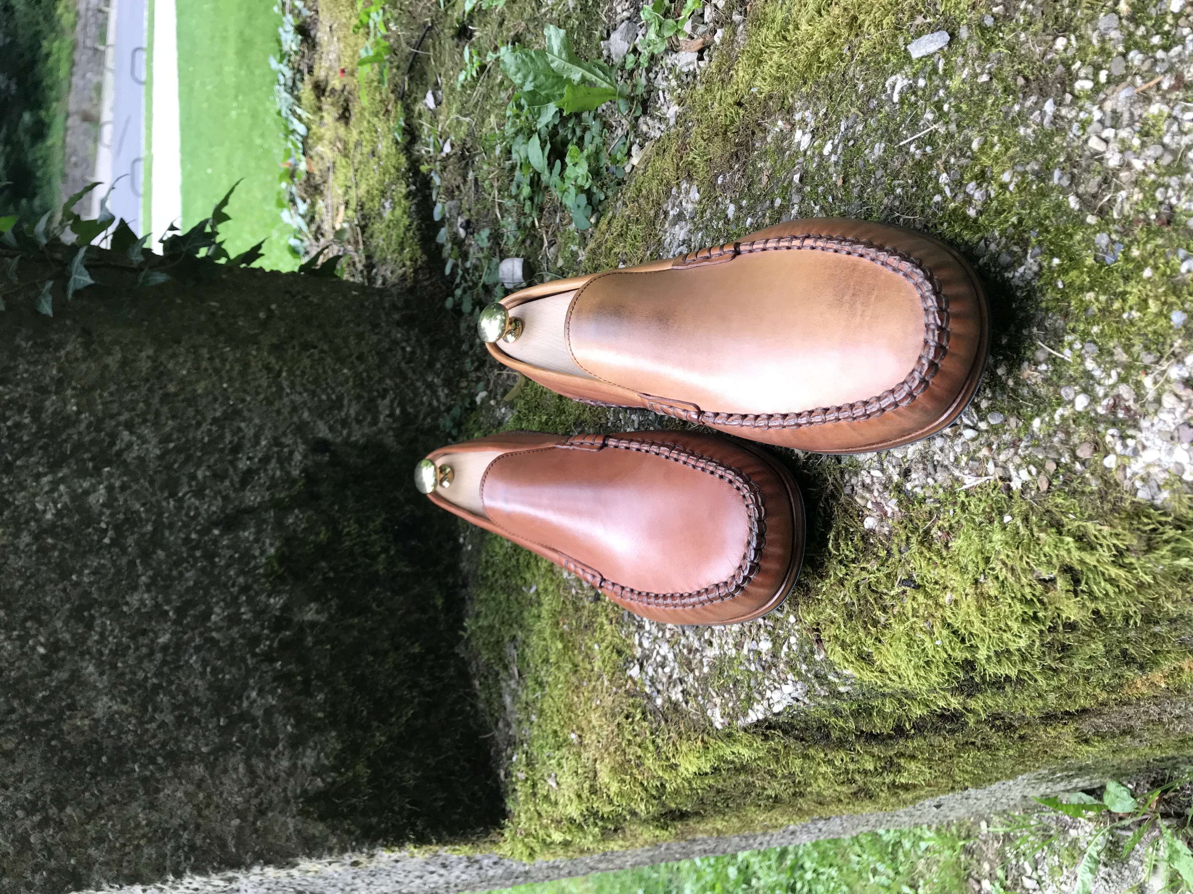 Leather-Shoes-Loafer-Tan-Gal11