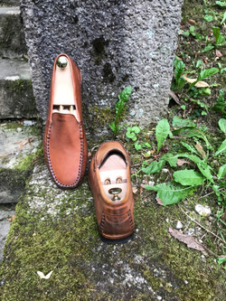 Leather-Shoes-Loafer-Tan-Gal7