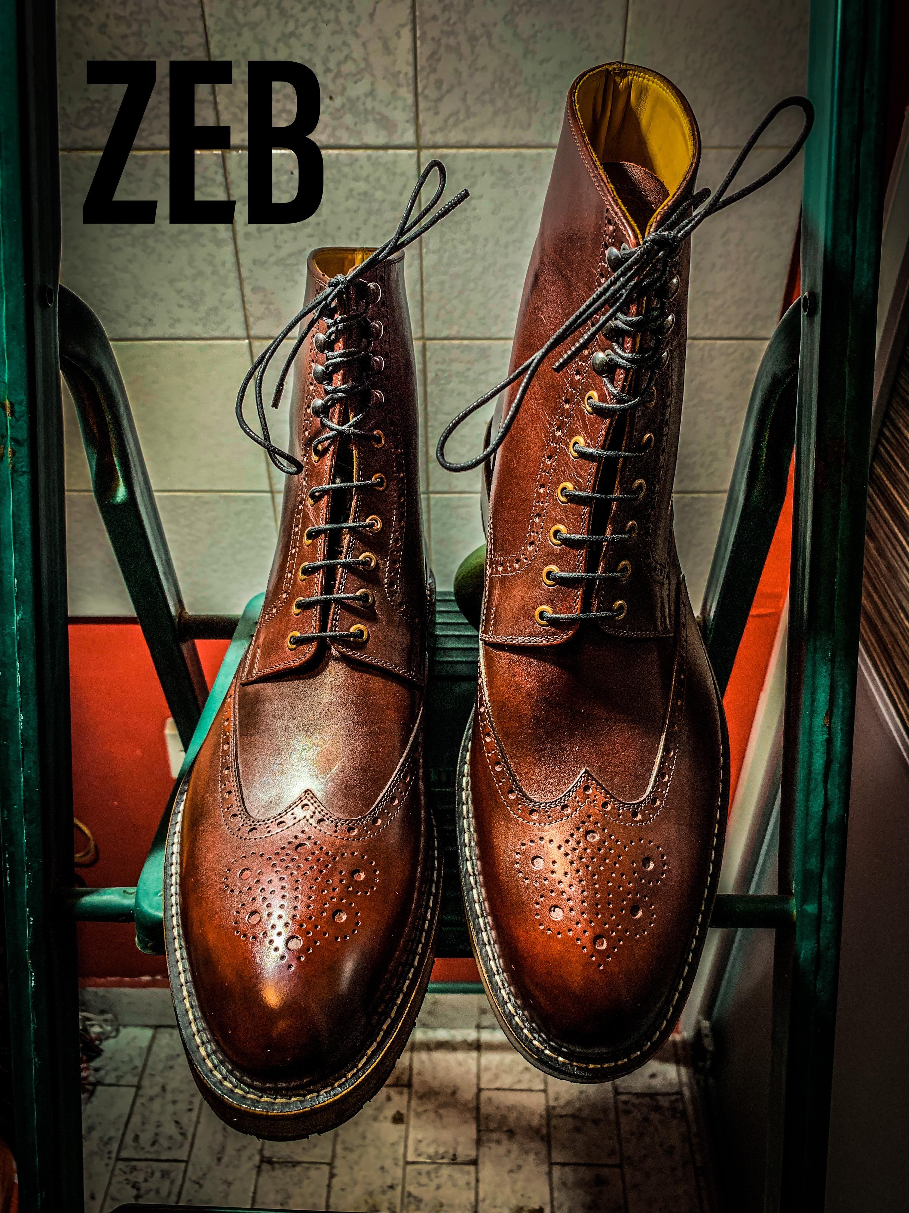 Leather-Boots-Giau-Burgundy-Gal4