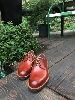 Leather-Shoes-Derby-Mid-Brown-Gal8