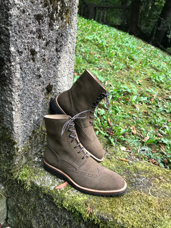 Leather-Boots-Giau-Suede-Gal7
