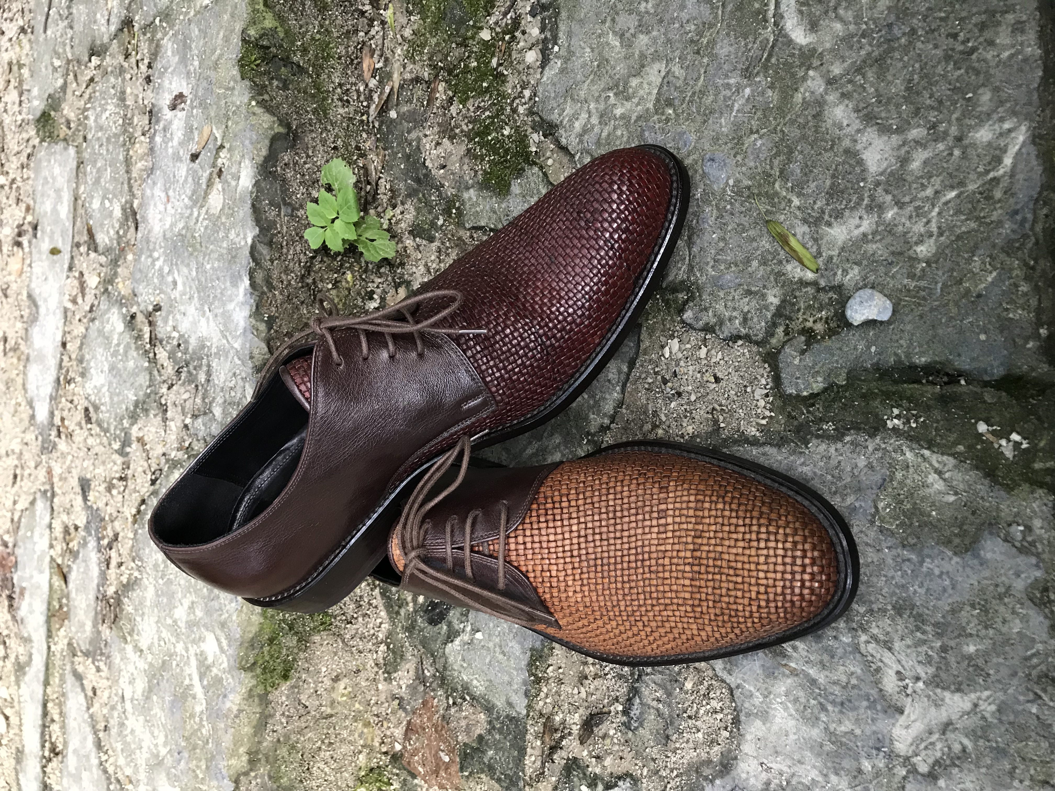 Leather-Shoes-Derby-Woven-Gal4