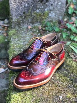 Leather-Shoes-Oxford-Red-Gal1