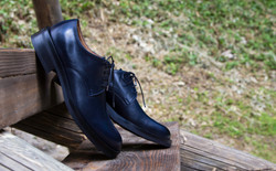Leather-Shoes-Derby-Navy-Gal2