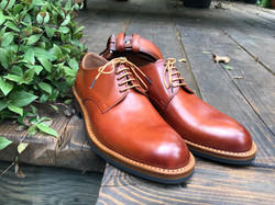 Leather-Shoes-Derby-Mid-Brown-Gal3