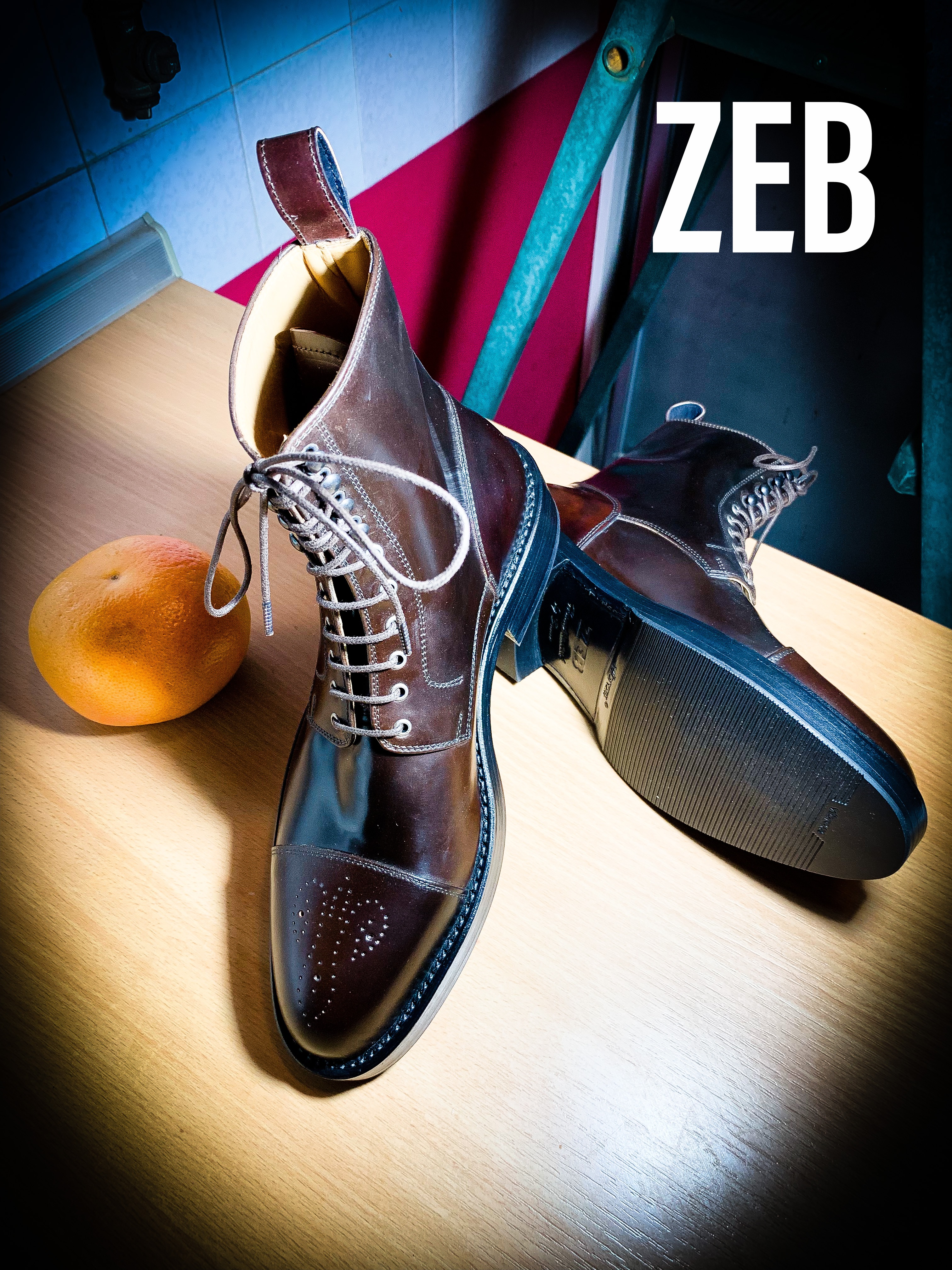 Leather-Boots-London-Shell-DB2-Gal4