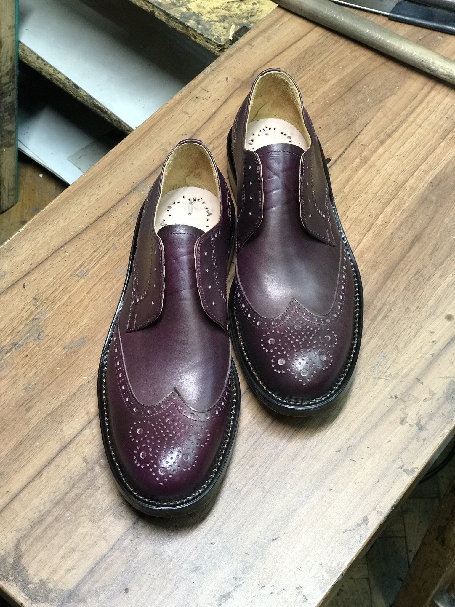 Leather-Shoes-Derby-Burgundy-Gal7