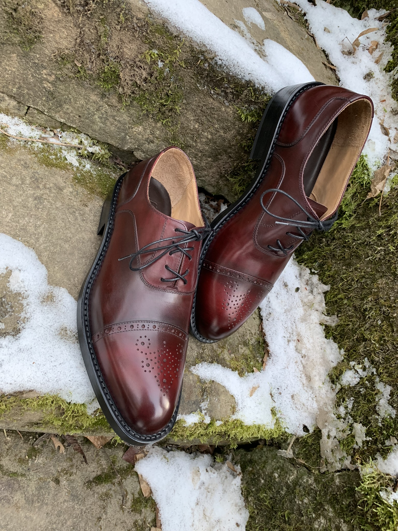 Leather-Shoes-Oxford-Burgundy-Gal3