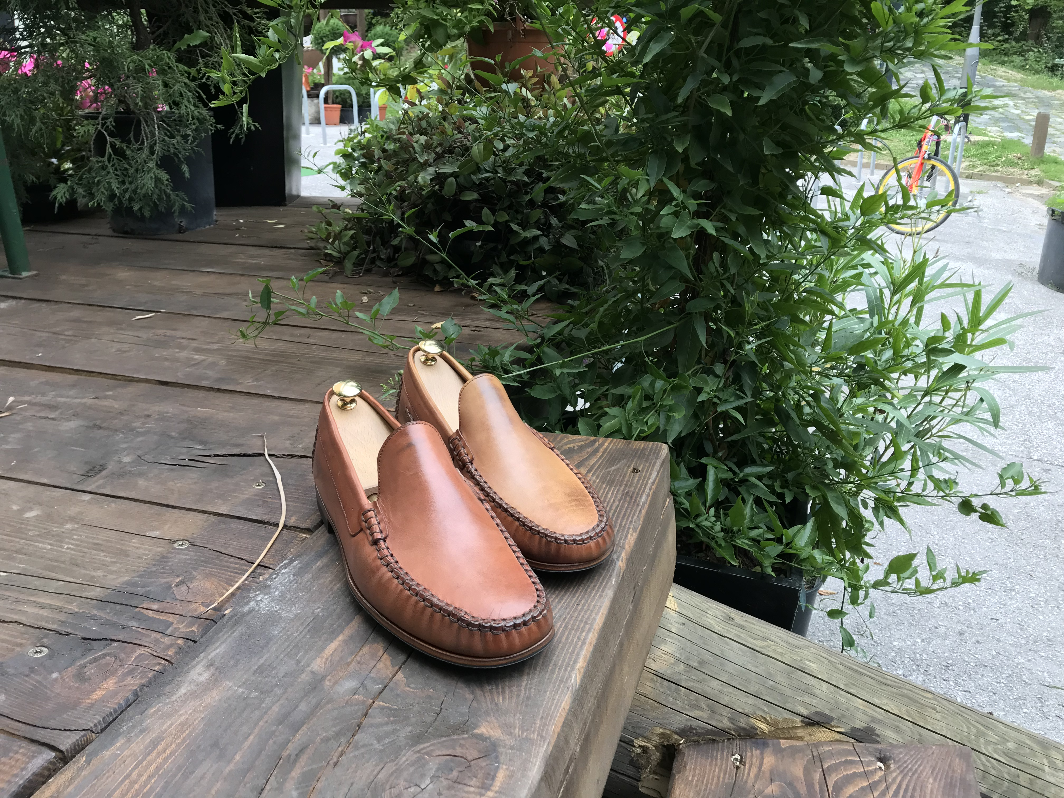 Leather-Shoes-Loafer-Tan-Gal5