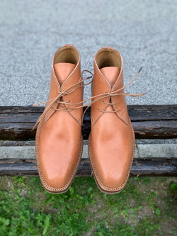 Natural Chukka 3