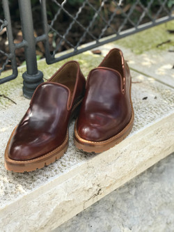 Leather-Shoes-Slippers-Shell-Brown-Gal7
