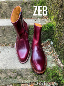 Leather-Boots-Zip-Horsehide-Burgundy-Gal3